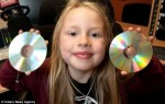 Meet the world's youngest DJ shes just six years old