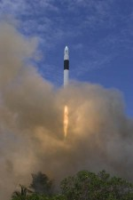 ISS crew lifts off successfully