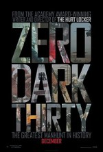 Best Film Award nominated to Zero Dark Thirty a second timr