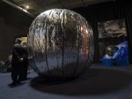 Balloon like dwelling to be tested on International Space Station