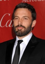 Ben Affleck steps out with much of his beard grown