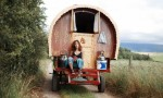 Gypsy caravan tour of Cumbria