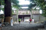 Japan's most sacred site rebuilt, for the 62nd time