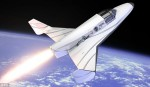 XCOR space trip will allow you to experience weightlessness and enjoy the earth view from over 300,000 ft above the earth for $95,000 (£57,000)