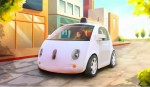 Google Unveils its Self-Driving Car with No Acceleration