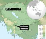 Scientists were unaware that Cambodian Mountain Range is Home to Wolf Snake