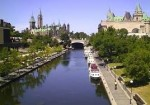 Rideau Canal worth seeing place, Ottawa, Canada