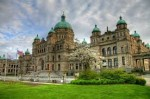 Parliament Buildings Tourist attraction in Victoria, British Columbia