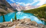 Moraine Lake is a visitor Attraction in Alberta