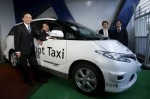 Self-driving taxis are striking Japan's roads subsequently year