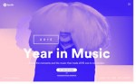 Spotify's 'Year in Music' discloses the tunes you adored the majority in 2015