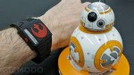Sphero's Force Band allows you manage BB-8 similar to a Jedi