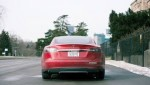 Tesla's newest modernize allows you beckon your car from the kerb