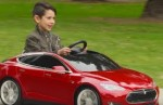 Tesla and Radio Flyer join up to create a Model S for Childs