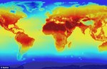NASA recorded April, as the hottest month ever