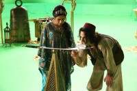 Disney's aladdin and jafar is again face to face in most vindicated season of,