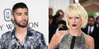 Zayn Malik and Taylor Swift are going to tie up in new Fifty Shades Darker single