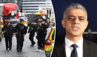 Mayor Sadiq Khan, ensures the security of Londoners after London attack