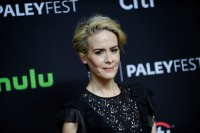Is Sara Paulson going to play Donald Trump in season 7 of American horror story?