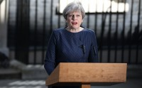 Brexit Plan is undeviating, there is no turning back, says Theresa May and will call a general snap election on June 8.