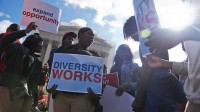 Is 'affirmative action' a good step to increase diversity in colleges?
