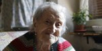 116-years-old woman's secret to her longevity