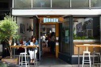 San Francisco's Souvla  now offers extra cozy, private and adjustable dining choices