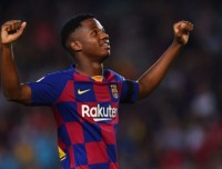 Barca's New Emerging Player: Ansu Fati