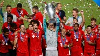 Champions Of The Europe