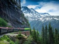 Top Train Travels in USA