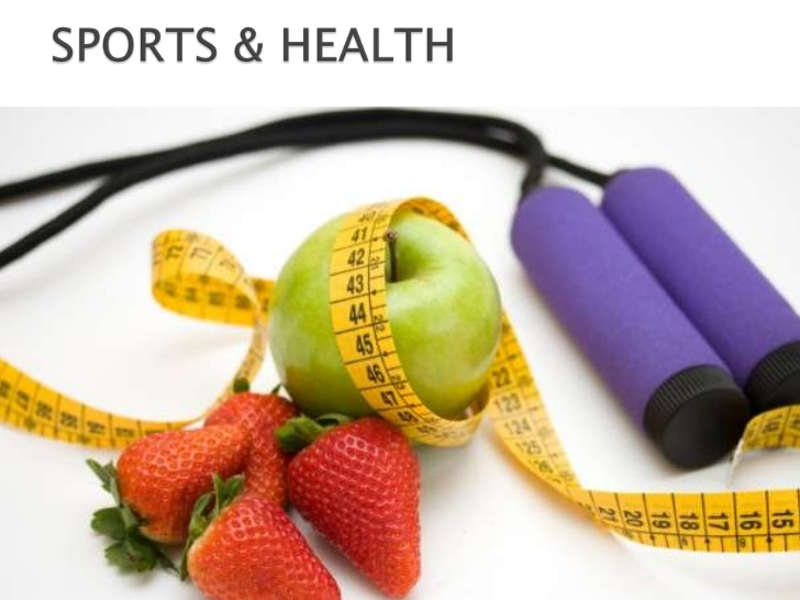 sports and health